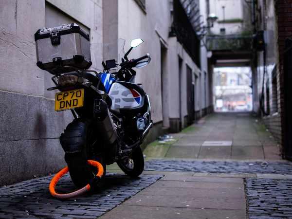 CORE_MOTO felixi lock motorcycle BMW
