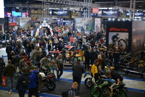 Motorcycle Live show cancelled for 2020