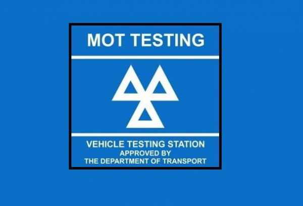 MOT testing clampdown