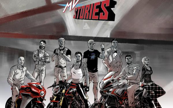 MV Agusta Web Series - MV Stories