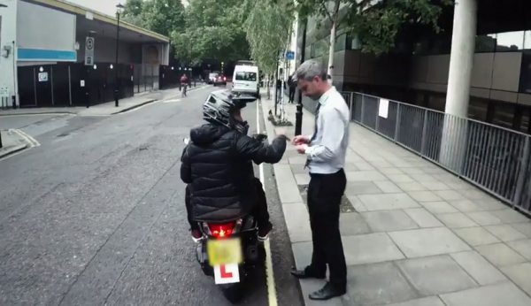 Temporary ban on pillions suggested to tackle London scooter gangs