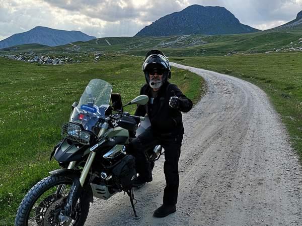 Maurizio Pistore Adventure