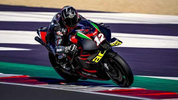 Maverick Vinales - Aprilia MotoGP
