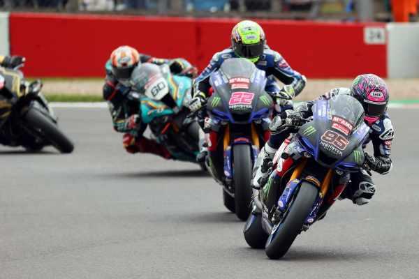 McAMS Yamaha Impact Images BSB racing