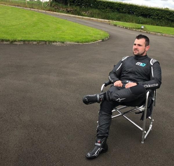 Micheal Dunlop Tarmac Rally