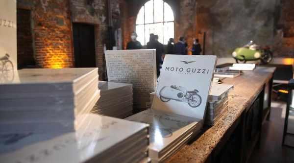 Moto Guzzi 100 years book