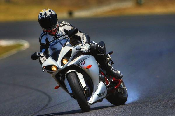 Motorcycle drift