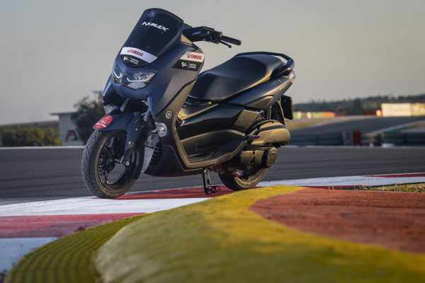 Yamaha NMAX 125 MotoGP paddock scooter