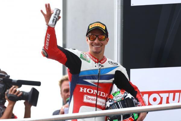 MotoGP » Official: Nicky Hayden makes MotoGP return at Aragon