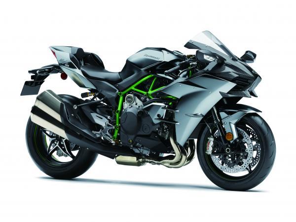 Kawasaki reveals updated Ninja H2 and H2R plus new H2 Carbon
