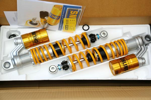 How to... replace twin rear shocks