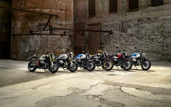 2021 BMW R nineT model range updates