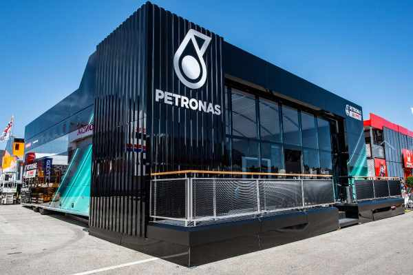 Petronas Yamaha SRT weekend with Two Wheels for Life