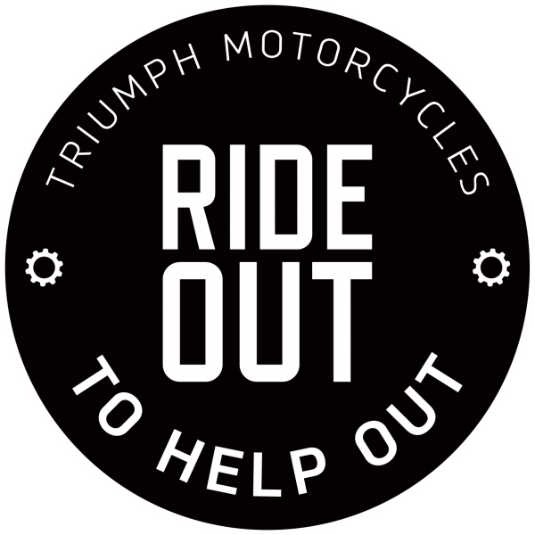 Ride Out To Help Out