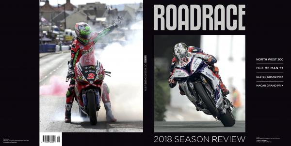 Roadracing annual cover
