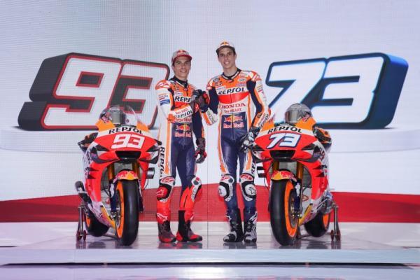 Marc Marquez, Alex Marquez - Repsol Honda