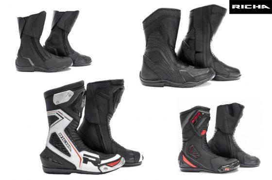 Richa 2021 Boots