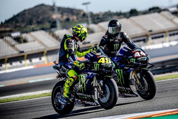 Rossi Hamilton ride swap