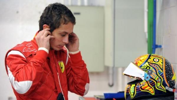 Valentino Rossi - Ferrari F1