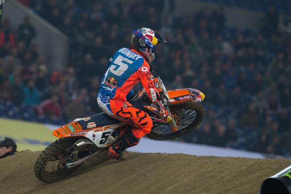Ryan Dungey and KTM dominate SMX Riders' Cup