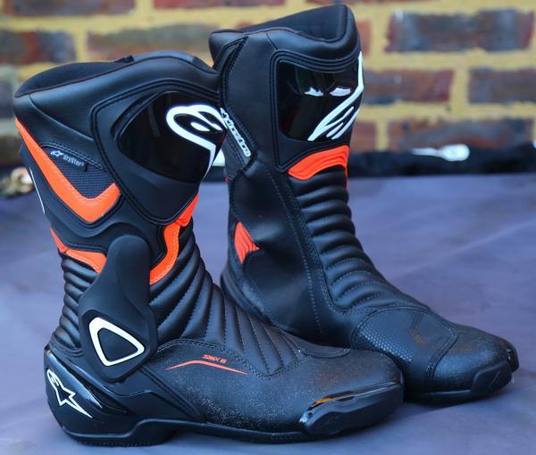 SMX-6 Alpinestars Drystar boots