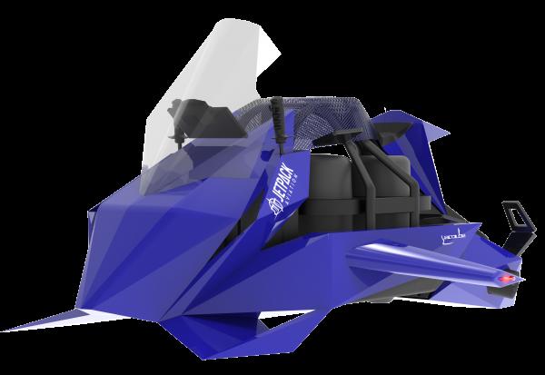 JetPack Aviation introduce the Speeder