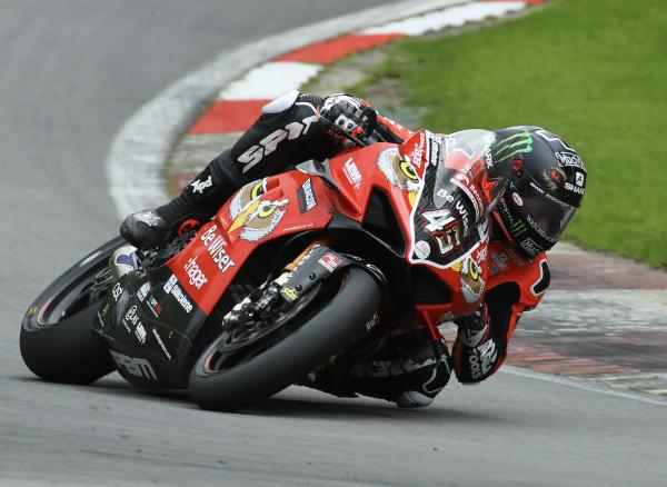 Scott Redding - Be Wiser PBM Ducati
