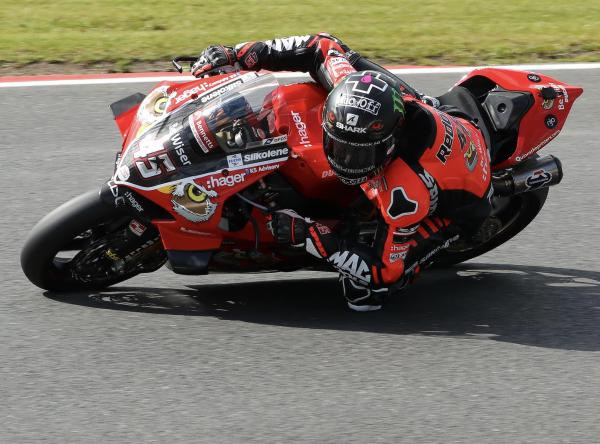 Redding in control after Bridewell tumbles from lead