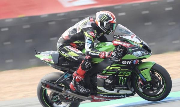 Jonathan Rea - Kawasaki Racing
