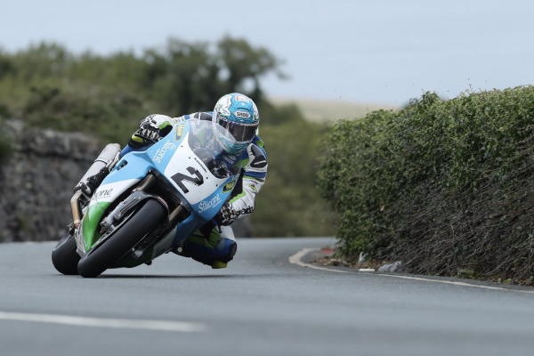McGuinness, Anstey and David Johnson the big winners at the TT