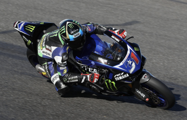 Garrett Gerloff - Yamaha MotoAmerica