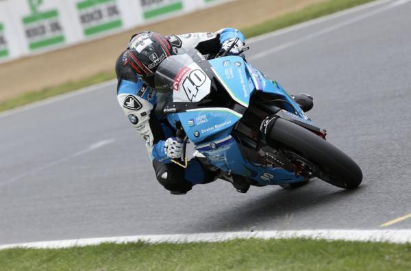Joe Francis - Lloyds & Jones PR Racing BMW [credit: PR Racing]
