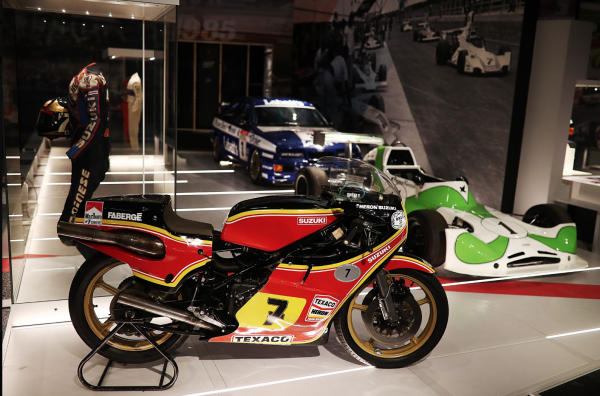 Barry Sheene MotoGP Silverstone