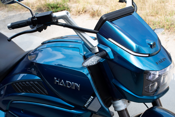 Hadin Electric motorcycle