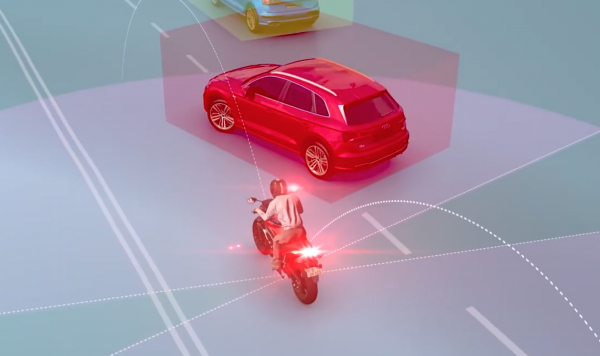 Ride Vision Safety System Hits Retail