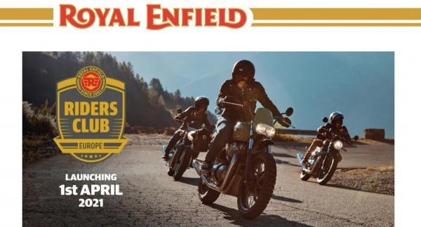 Royal Enfield Riders Club of Europe