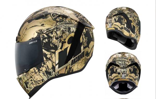 Icon Motosports Spring 2021 Collection