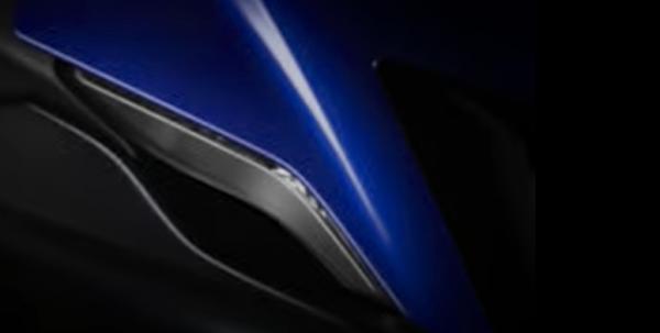 Yamaha R7 second teaser