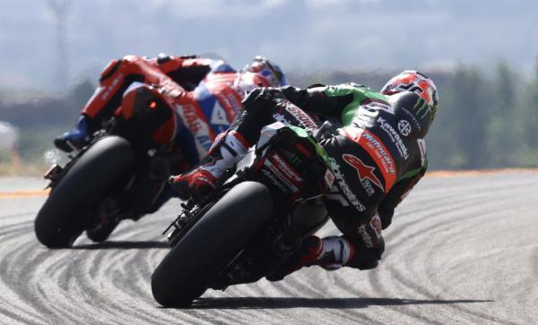 Jonathan Rea - Kawasaki Racing Team WorldSBK 2021