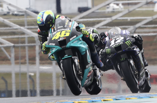 Valentino Rossi, Maverick Vinales - Yamaha, Petronas SRT, VR46