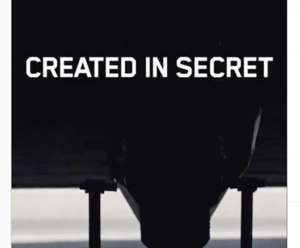 KTM Secret Project