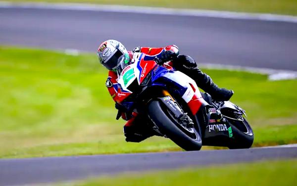Glenn Irwin - Honda Racing