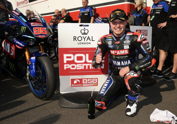 Mackenzie 'ready' for first BSB win after pole landmark