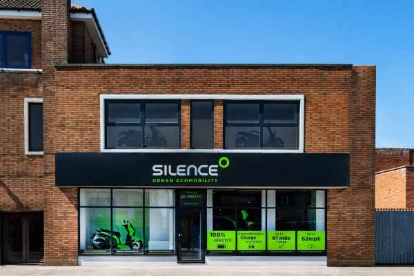 Silence UK Store Front