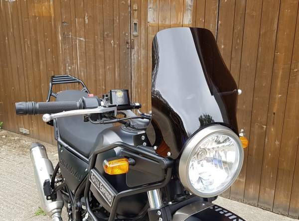 Skidmarx screen for Royal Enfield Himalayan released