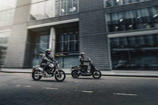 Super Soco UK sales record for electric motorcycles and scooters