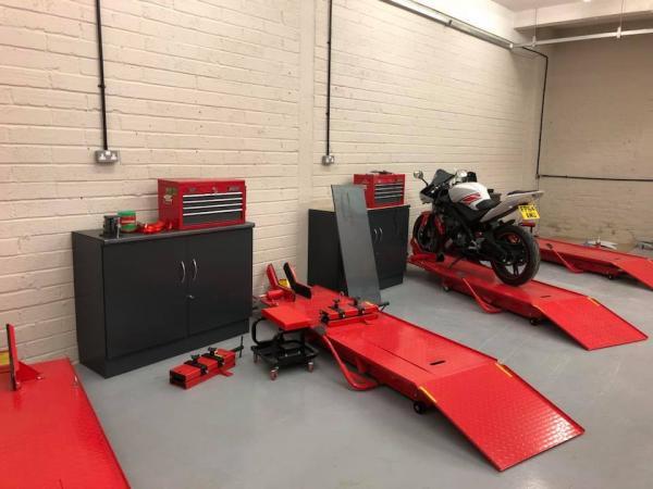 DIY at this new Bury garage