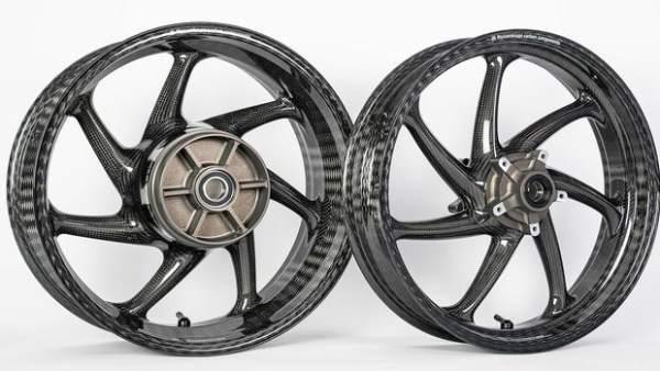 Thyssenkrupp-carbon rims Honda CBR1000RR-R SP