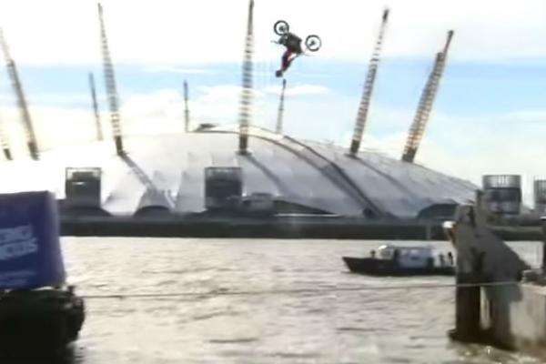 See mad Travis Pastrana in the UK this autumn