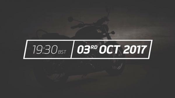 Triumph Bonneville Speedmaster set to debut next week